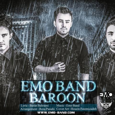 دانلود آهنگ Emo Band به نام بارون